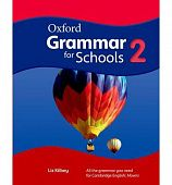 Oxford Grammar for Schools 2 Student's Book and DVD-ROM