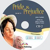 Classic Readers Level 6 Pride & Prejudice Audio CD CD2