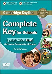 Complete Key for Schools Presentation Plus DVD-ROM