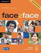 face2face (Second Edition) Starter Student's Book with DVD-ROM