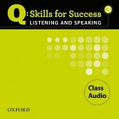 Q: Skills for Success Listening and Speaking 3 Class Audio CDs (3)