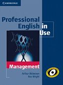 Professional English in Use Management Book with answers