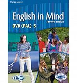 English in Mind (Second Edition) 5 DVD Pal