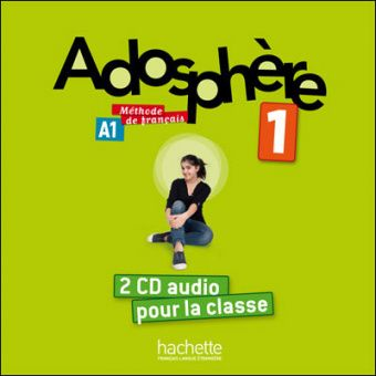 Adosphere 1 - CD audio classe (x2) (Лицензия)