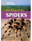 Fotoprint Reading Library C1 The King Of The Spiders with CD-ROM