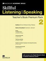 Skillful Level 2 Listening and Speaking Teacher's Book Premium Pack