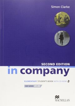 In Company (Second Edition) Elementary Student`s Book (+CD)