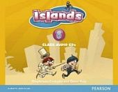 Islands Level 6 Class Audio CD (4) (Лицензия)