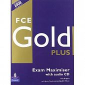 FCE Gold Plus Maximiser (without Key) and Audio CD