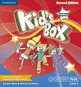 Kid's Box Second Edition 1 Presentation Plus