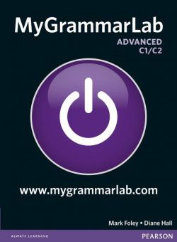 MyGrammarLab Advanced (C1/C2) Student Book (without Key) and MyLab