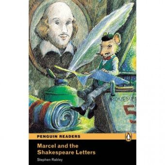 Marcel and the Shakespeare Letters (With Audio CD)