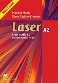 Laser Third Edition A2 Class Audio CD (Лицензия)