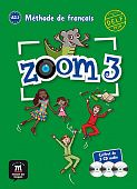 Zoom 3 - Pack de 3 CD audio