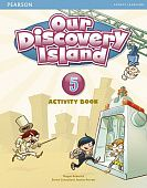 Our Discovery Island Level 5 Activity Book (with CD-ROM)