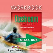 Upstream Advanced C1 Workbook Audio CDs (set of 2).