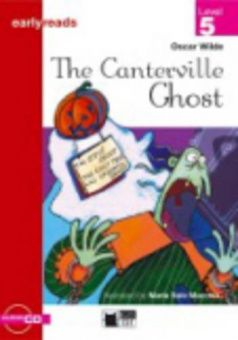 Black Cat Earlyreads Level 5: Canterville Ghost with Audio CD