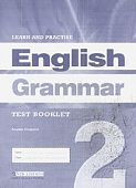 Learn and Practise English Grammar 2 Test Booklet
