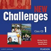 New Challenges 1  Class Audio CD (Лицензия)
