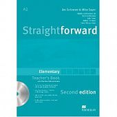 Straightforward (Second Edition) Elementary Teacher's Book Pack