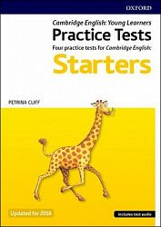 Cambridge English Qualifications Young Learners Practice Tests (Second edition) - Starters Student's Pack
