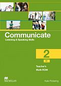 Communicate Level 2 Teacher's Multi-ROM