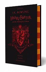 Harry Potter and the Philosopher's Stone (Gryffindor Edition) - Hardcover