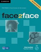 face2face (Second Edition) Intermediate Teacher's Book with DVD