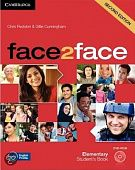 face2face (Second Edition) Elementary Student's Book with DVD-ROM