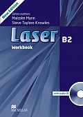 Laser Third Edition B2 Workbook without Key and CD Pack