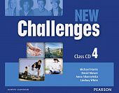 New Challenges 4 Class Audio CD (Лицензия)