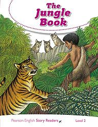 Pearson English Story Readers Level 2: The Jungle Book