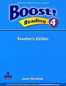 Boost Reading 4 Teacher's Edition