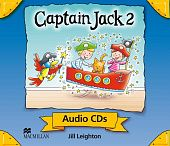 Captain Jack 2 Audio CD's