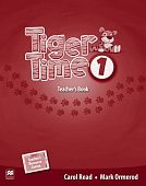 Tiger Time 1 Teacher's Book Pack