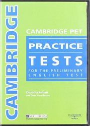 Cambridge PET Practice Tests Audio CDs