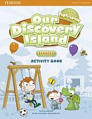 Our Discovery Island Starter Activity Book (with CD-ROM)