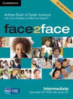 face2face (Second Edition) Intermediate Testmaker CD-ROM and Audio CD