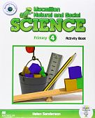 Macmillan Natural and Social Science 4 Activity Book Pack