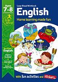 Leap Ahead Workbook Expert: Workbooks: English age 7-8