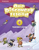 Our Discovery Island Level 4 Teacher's Book Plus Pin Code