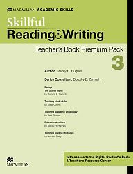 Skillful Level 3 Reading And Writing Teacher's Book Premium Pack