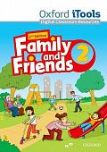 Family and Friends Second Edition 2 iTOOLS
