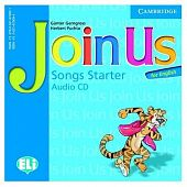 Join Us for English Starter Songs Audio CD (Лицензия)