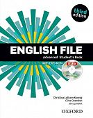 English File Third Edition Advanced Student's Book with iTutor