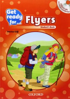 Get Ready for Flyers Student's Book and Audio CD Pack