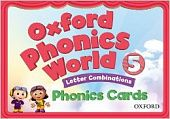 Oxford Phonics World 5 Phonics Cards