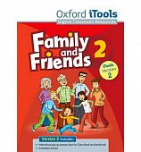 Family and Friends 2 iTools DVD-ROM