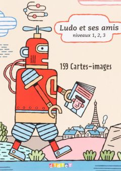 Ludo et ses amis Flashcards - 159 cartes images