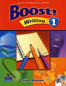 Boost Writing 1 Student's Book with Audio CD